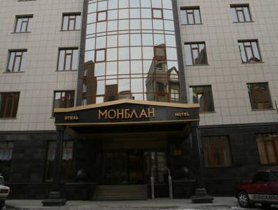 Monblan, Chitinskiy rayon