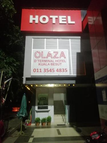 OLAZA D'TERMINAL HOTEL KUALA BESUT, Besut