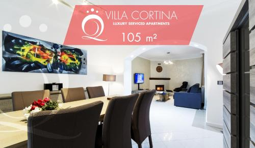 The Queen Luxury Apartments - Villa Cortina, Luxembourg