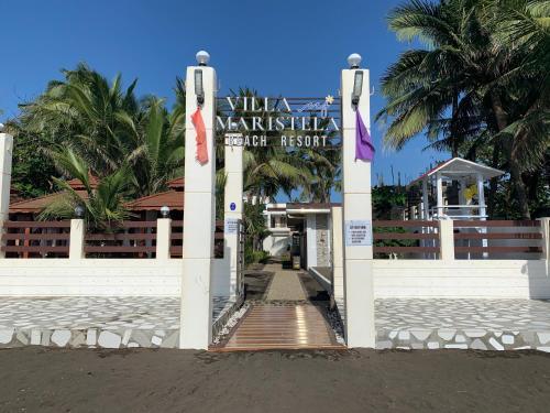 Villa MJ Maristela Beach Resort, Lemery