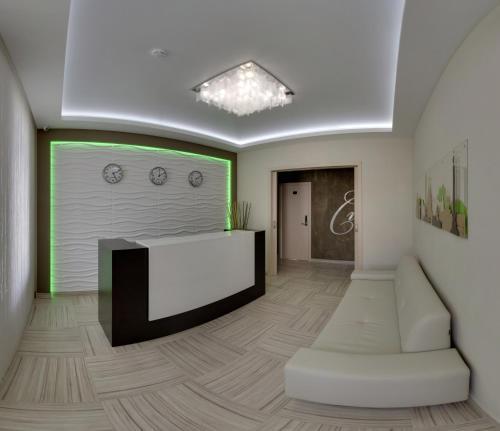 Hotel Siluet, Zav'yalovskiy rayon