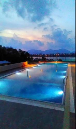 Marina Height Resort Apartment, Manjung