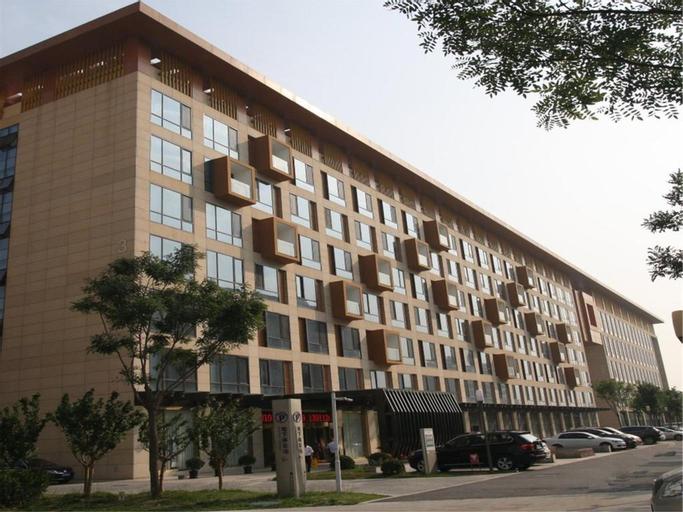 GreenTree Inn Beijing Haidian District Xueyuan Road Wudaokou Subway Station Business Hotel, Beijing