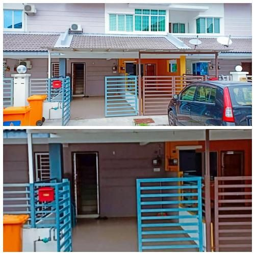 Purple TownHouse 3R2B Homestay, Sabak Bernam