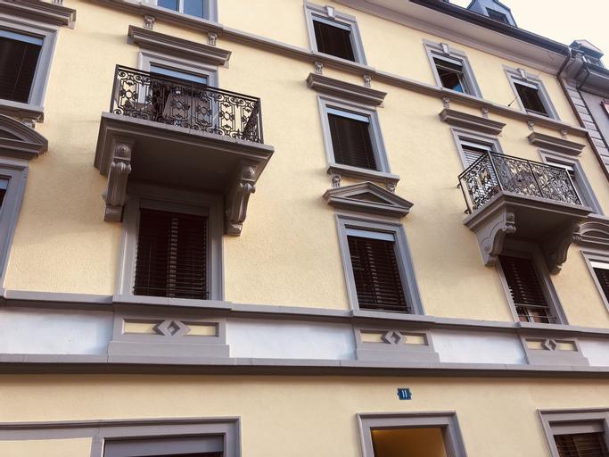 INSIDE FIVE City Apartments, Zürich