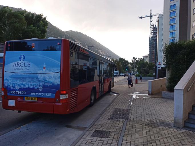 New Studio in Gibraltar with pool in WestOne, Gibraltar