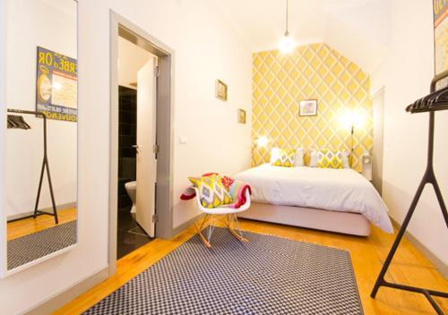 Mouraria Deluxe Apartment, Lisboa