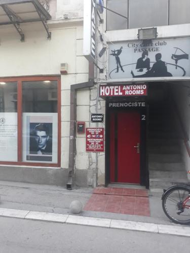Antonio rooms, Niš