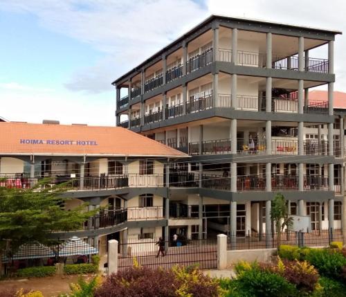 Hoima Resort Hotel, Bugahya