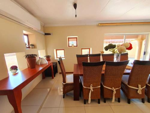 Guesthouse, one of the select guesthouses in Mahikeng You are more than welcome, Ngaka Modiri Molema