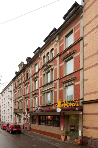 Hotel Astoria, Karlsruhe