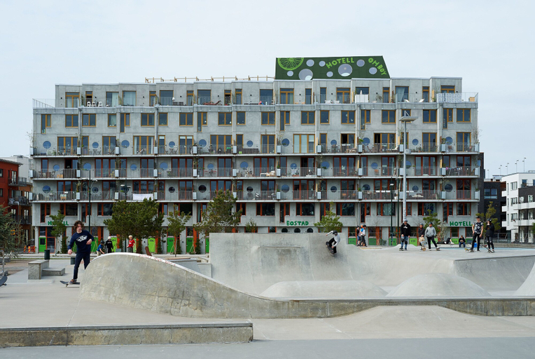 Ohboy Hotell, Malmö