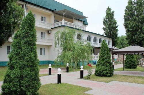 Hotel President, Makhachkala gorsovet