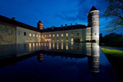 Best Baltic Panemune castle, Jurbarko