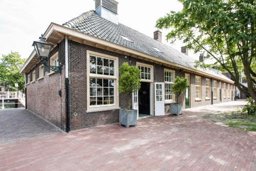 Boutique Hotel d'Oude Morsch, Leiden