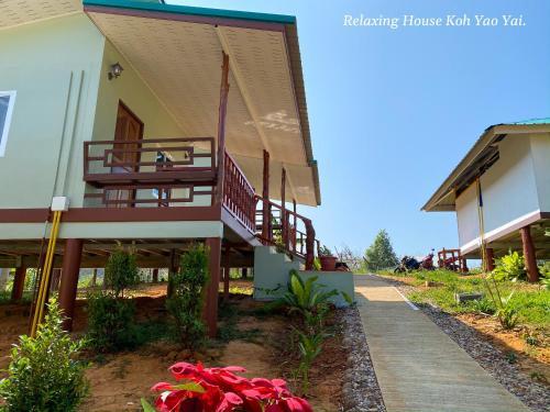 Relaxing House Koh Yao Yai, Ko Yao District