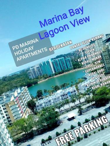 Marina Bay Holiday Apartments, Port Dickson