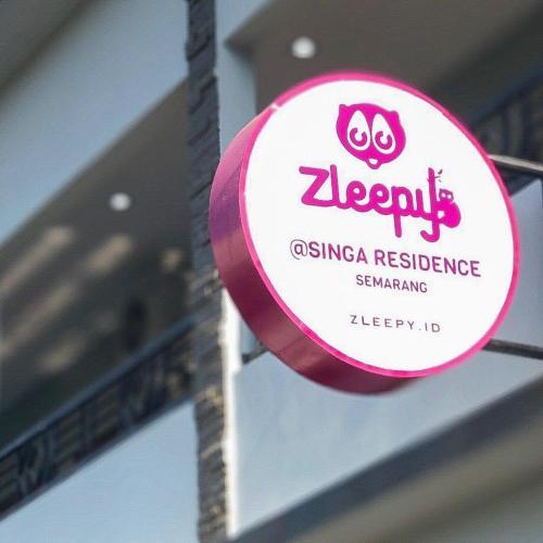 Zleppy @ Singa Residence Semarang, Semarang
