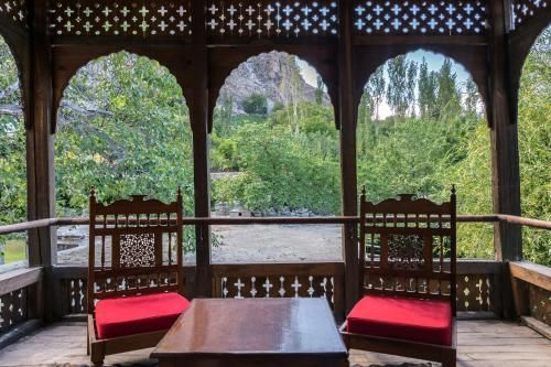 Serena Khaplu Palace, Northern Areas