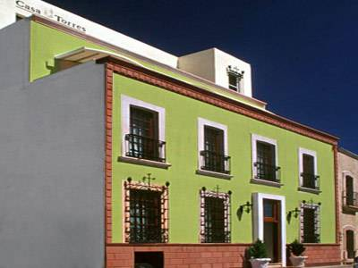 Casa Torres, Vetagrande