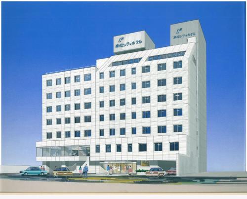 Takamatsu City Hotel, Takamatsu