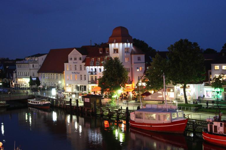 Hotel Am Alten Strom, Rostock