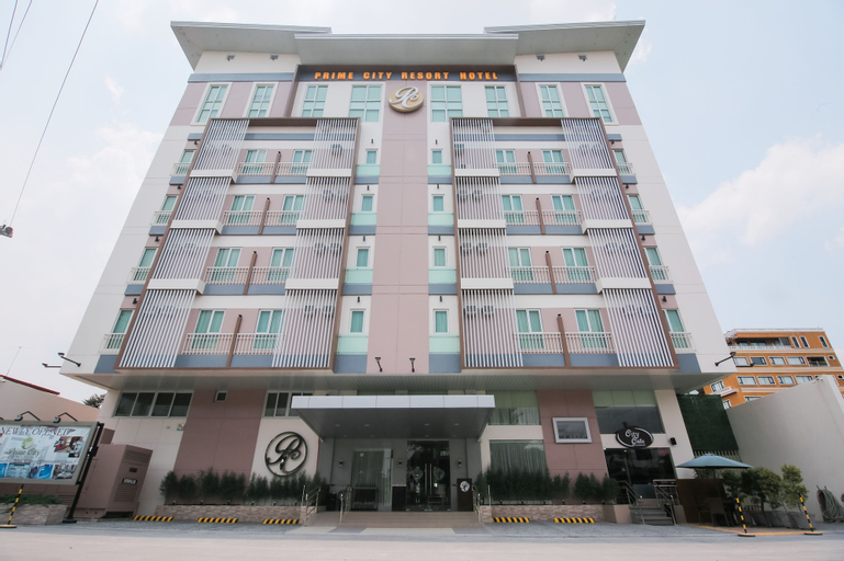 Prime City Resort Hotel, Mabalacat