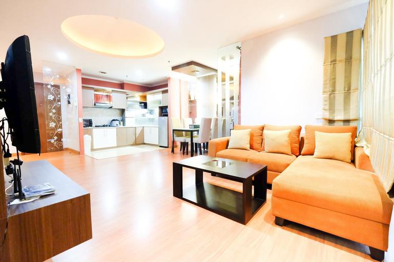 Cozy and Comfy Sahid Sudirman Residence Karet Apartement, Central Jakarta