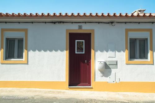 Casas da Baronia, Alvito