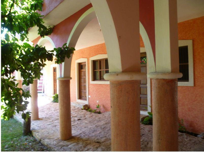 Hacienda Hotel Santo Domingo, Izamal