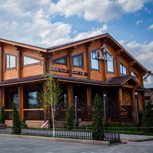 Guest House Chalet, Bayzakskiy