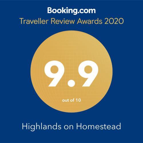 Highlands on Homestead, Waitaki