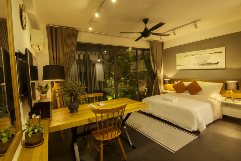 Sen Boutique House, Quận 2