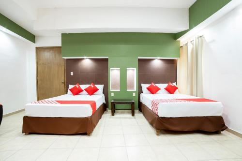 Hotel Villas De San Miguel Media Luna, Ciudad Fernández