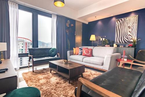 Georgetown Tropicana 218 by Airlevate Suites, Pulau Penang
