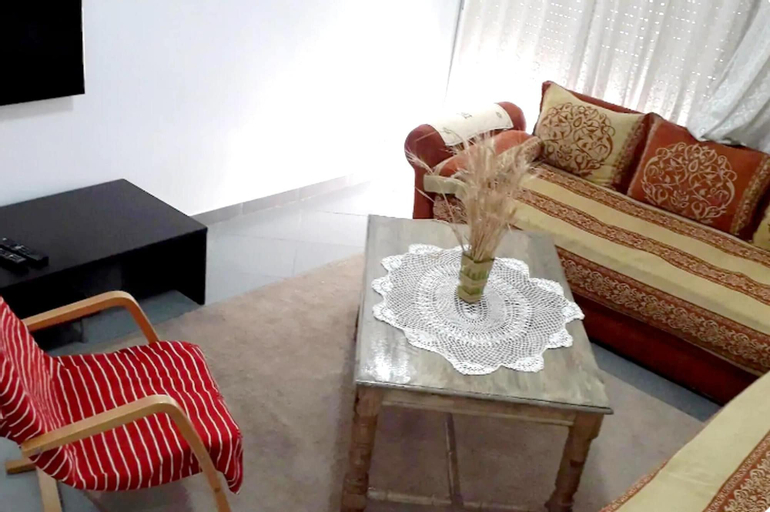 Apartment With 2 Bedrooms in Temara, With Enclosed Garden and Wifi, Skhirate-Témara