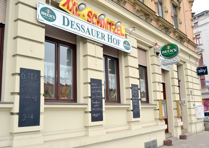 Pension Dessauer Hof, Halle (Saale)