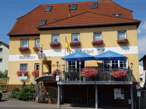 Fraenkischer Hof, Bad Kissingen