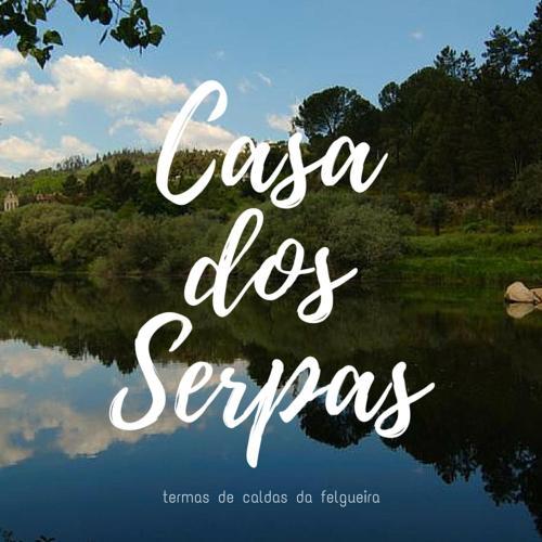 Guest house Casa dos Serpas - Caldas Da Felgueira, Nelas
