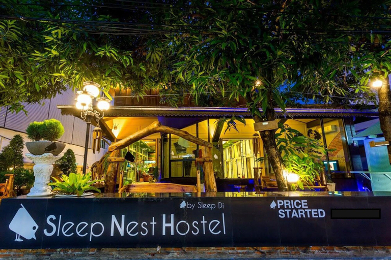 Sleep Nest Hostel, Mae Sot