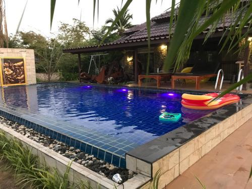 Rock Garden E28 Pool villa, Klaeng