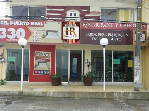 HOTEL PUERTO REAL MINATITLAN, Minatitlán