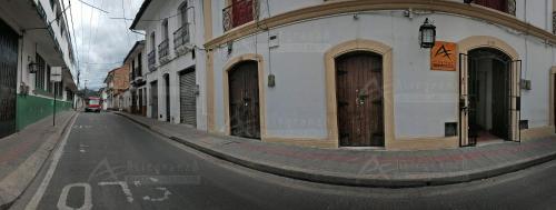 Allegranza Hostal Art Home, Popayán