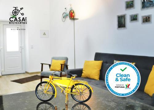 Casa das Bicicletas, Peniche