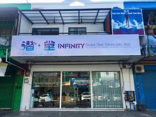 潜堂Infinity Scuba Dive Centre, Semporna