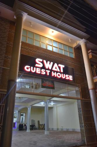 SWAT GUEST HOUSE, Malakand