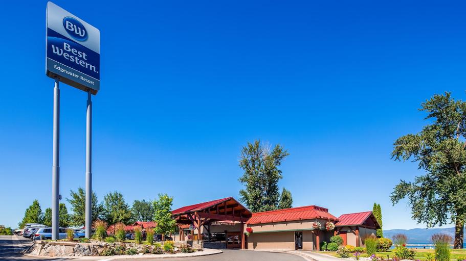 Best Western Edgewater Resort, Bonner