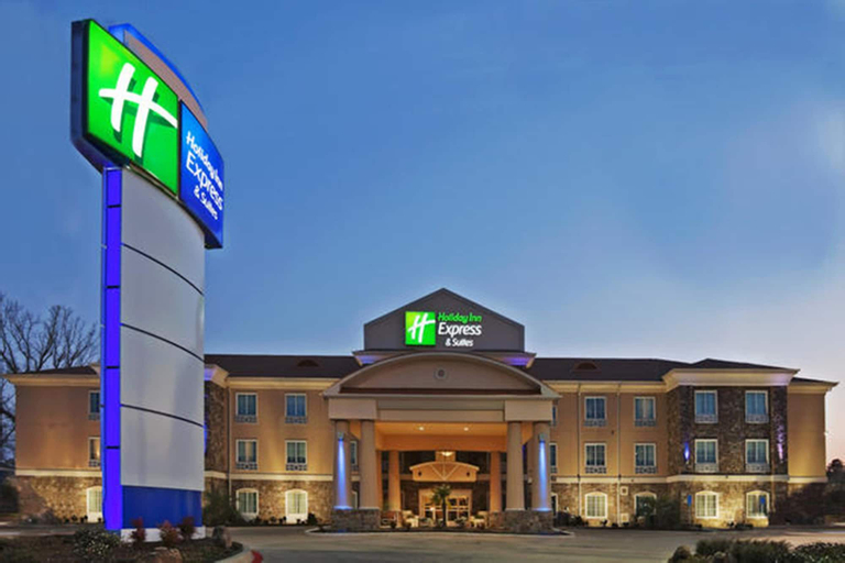 Holiday Inn Express Hotels & Suites Jacksonville, Cherokee