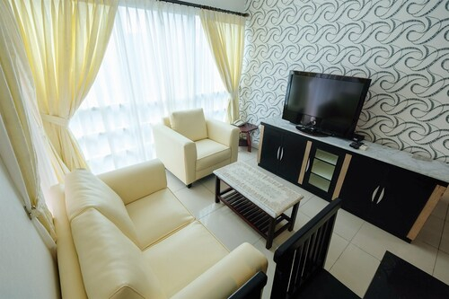 Exclusive Apartment @ Sahid Sudirman Residence near Shopping Mall, Central Jakarta