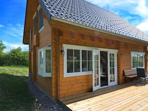 Wooden Holiday Home in Wissinghausen with Private Sauna, Hochsauerlandkreis